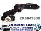 środkowy wózek rolki drzwi przesuwnych zawias VW CADDY 04- - 2