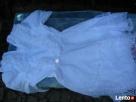 Biała sukienka Leszno
