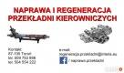 Naprawa (regeneracja) przekładni kierowniczych Toruń