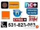 Serwis anten SAT i DVB-t 24h/7dni WROCŁAW Tanio 531-823-083 Wrocław