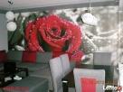 Fototapeta do salonu kwiaty Fototapety wodospad storczyki