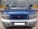 Piekne Mitsubishi Pajero 3.2 DI-D w najbogatszym wyposazeniu