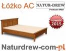 Drewniane Lóżko AC 90,120,140,160,180,200 od PRODUCENTA Wrocław