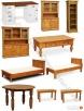 Duży drewniany Kredens 15 ,Meble z Drewna od PRODUCENTA Wro - 7