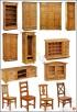 Duży drewniany Kredens 15 ,Meble z Drewna od PRODUCENTA Wro - 6