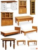 Drewniane Lóżko AC 90,120,140,160,180,200 od PRODUCENTA - 7