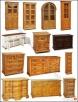 Witryna nr 6 z Drewna Litego od PRODUCENTA MEBLI - Zapraszam - 8