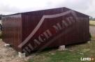 Garaż Blaszany 6x6 Dwuspadowy PRODUCENT PROFIL - 6