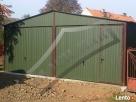Garaż Blaszany 6x6 Dwuspadowy PRODUCENT PROFIL - 8