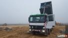 Transport Roboty Ziemne Wykopy Kostka Brukowa Odśnieżanie