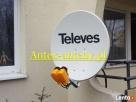 Montaż anten naprawa regulacja Otwock,Józefów,Falenica - 8