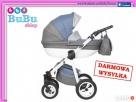 Wózek dziecięcy 3w1 MORETTI gondola+spacer+fotel-paka GRATIS Tarnów