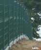 Przęsło ogrodzeniowe nowoczesny wzór D-06 blacha - 4