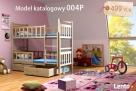 Łóżko piętrowe idealne dla dzieci BEZPIECZNE! CAŁA POLSKA - 1