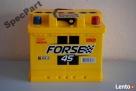 Akumulator FORSE 45Ah/450A