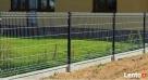 Przęsło ogrodzeniowe , nowoczesne ogrodzenie , blacha , - 6