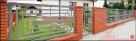 Przęsło ogrodzeniowe, nowoczesny design, panel ogrodzeniowy - 5