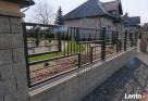 Przęsło ogrodzeniowe, nowoczesny design, panel ogrodzeniowy - 7