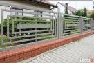 Przęsło ogrodzeniowe, nowoczesny design, panel ogrodzeniowy - 4