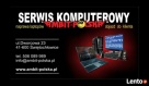 Serwis komputerowy, usługi informatyczne, naprawa laptopów - 1