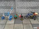 Rowerki dziecinne 2 sztuki za 45-85zł. Pabianice