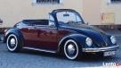 Auto do ślubu Volkswagen Garbus Cabrio do wynajęcia Ostrów - 1