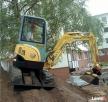 Mini koparka usługi Rybnik Knurów Orzesze Żory Gliwice Rudy - 1