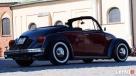 Auto do ślubu Volkswagen Garbus Cabrio do wynajęcia Ostrów - 7