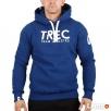 TREC WEAR MENS- HOODIE 035/BLUE - 1