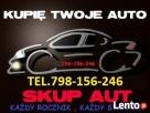 Kupię Twoje Auto ,gotówka !!! tel.798-156-246 Orange ,Elbląg Elbląg