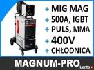 Profesjonalna spawarka Migomat MIG MAG + chłodnica