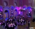 Dekoracje światłem, oświetlenie architektoniczne sali, wesel - 3