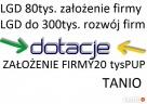 DOTACJA 23tys.ZAŁOŻENIE FIRMY Urząd Pracy Biznesplan Wniosek Opole