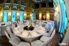 Dekoracje światłem, oświetlenie architektoniczne sali, wesel - 7