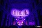 Dekoracje światłem, oświetlenie architektoniczne sali, wesel - 5