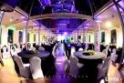 Dekoracje światłem, oświetlenie architektoniczne sali, wesel - 8