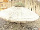 PARASOL przeciwsłoneczny zacieniacz z trzciny dach - 6