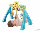 Bo Jungle centrum zabaw - wielofunkcyjny stojak gimnastyczny