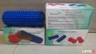 Wałek do rehabilitacji/masażu z kolcami Φ 5 x 16 cm (niebies - 1