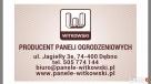 Panele Ogrodzeniowe-Producent Firma Witkowski Dębno