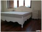 Łóżko białe - 1