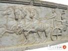 rzezby greckie płaskorzezba odlew gipsowy - 5