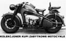 Motocykle zabytkowe do 1959r kupię za gotówkę. Katowice