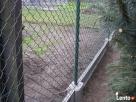 Kompletne ogrodzenie z siatki plecionej - PRODUCENT - 1
