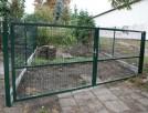 Kompletne ogrodzenie z siatki plecionej - PRODUCENT - 5