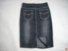 Saix Dżinsowa spódnica Ołówkowa 34 XS j Nowa - 5