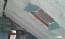 Ocieplenie pianą (PUR) poddasza, dachy, domki szkieletowe - 2