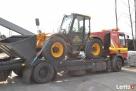 Transport maszyn budowlanych, rolniczych. Konin