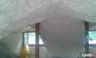 Ocieplanie pianą poliuretanową PUR dachów poddaszy garaży - 2