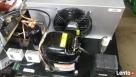 Agregat chłodniczy używany LUnit CAJ 4517Z spreżarka parown